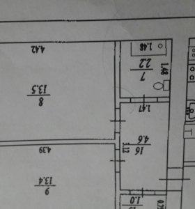 Комната 14 м2