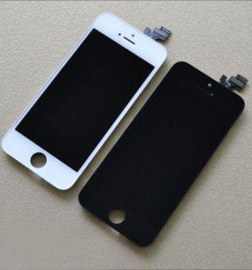Экран / корпус / аккумулятор на iPhone