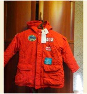 Куртка в-бэйби зима.