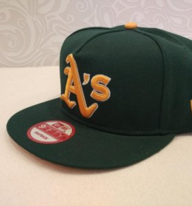 Кепка SnapBack. Athletics. NewEra