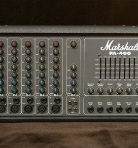 Усилитель Marshall PA-400 England
