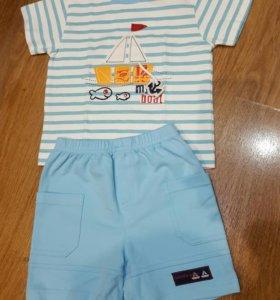 Новые летние комплекты и шорты