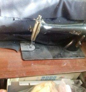 швейная машинка зингер старинная