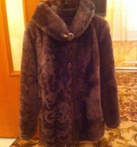 Новая мутоновая куртка