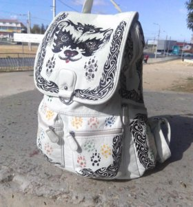 Роспись сумок, обуви,чехлов для телефонов и одежды