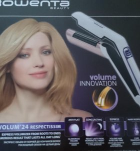 Стайлер для объема волос