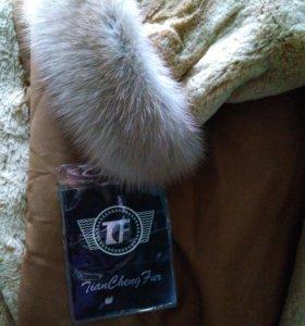 Новое пальто из кролика