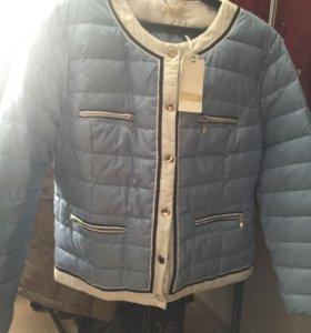 Куртка НОВАЯ! 46-48