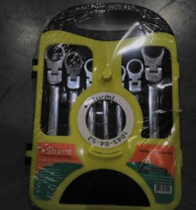Набор ключей Sturm 1045-04-S2