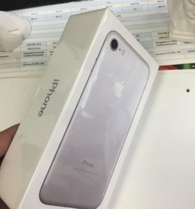 iPhone 7 128 silver