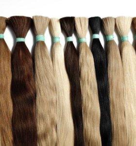Продажа славянских волос и их наращивание