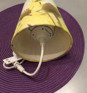 Абажур Лампа светильник подвесной
