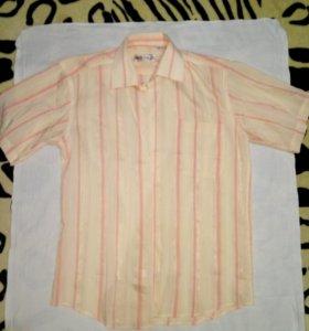 Рубашка новая (с короткими рукавами)