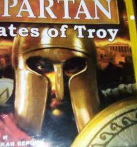 Продаю игру spartan Gates of troy