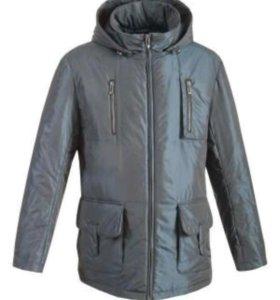Куртка мужская осенняя 48р