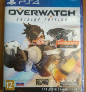 Новый PS4 Overwatch (Origins Edition)