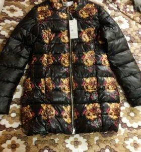 Новая курточка евро зима