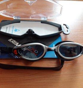 Новые очки для плавания Aqua Sphere Kaiman Exo