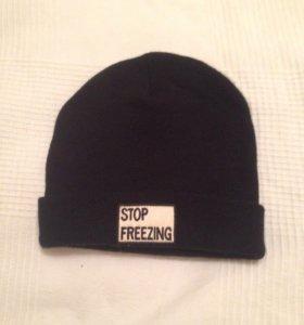 Новая шапка Zara