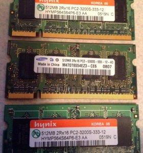 Оперативная память DDR-2