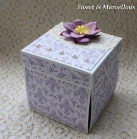 Коробочка-сюрприз (подарок)