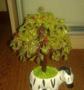 Цветущие дерево