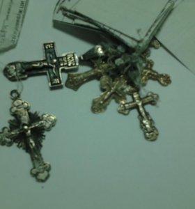 Кольца и крестики