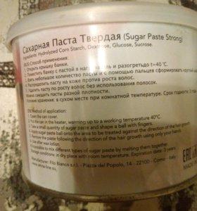 Шугаринг.Сахарная Паста для жестких волос
