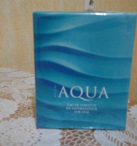 Aqua 75мужское туалетная водп