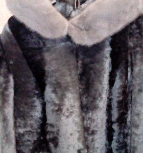 Мутоновая шубка