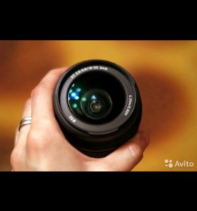 Объектив DT Sony 3.5-5.6/18-55 SAM