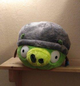 Angry Birds мягкая игрушка Свинья