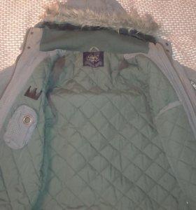 Мужская куртка зимняя 44-46