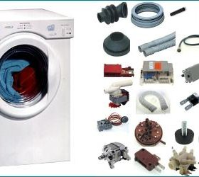 Б/у запчасти для стиральных машин