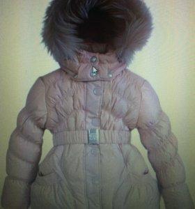 Куртка для девочки 152-158
