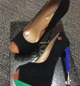 Туфли новые, размер 37