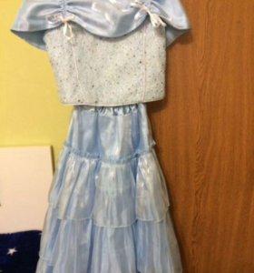Праздничное платье (костюм)
