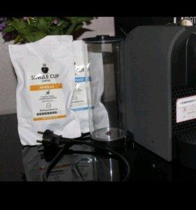 Delonghi Nespresso EN 110. GY Кофемашина