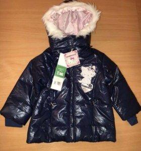Новая весенне-осенняя куртка Hello Kitty 74