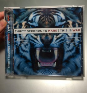 30 Seconds To Mars|This is war
