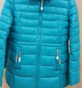 Куртка зима р.46