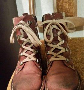Ecco весенний ботинки