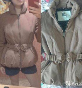 Куртка,размер s-m, торг