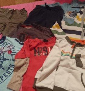 Пакет вещей для мальчиков 1-2 года