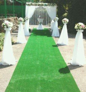Оформление праздников юбилей, свадьба, торжество
