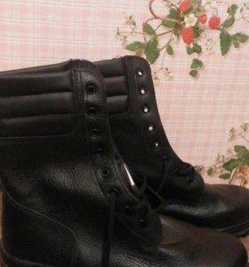 Ботинки мужские-новые