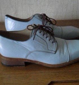 Ботинки полностью натуральная кожа