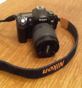 Зеркальный фотоаппарат nikon D80kit