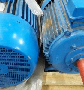 Электродвигатель от 0.12 до 132квт,редуктор.