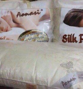 """Шелковые подушки """"Aonasi""""👍🏽"""